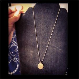 ⭐️RARE⭐️Vintage Coin necklace!