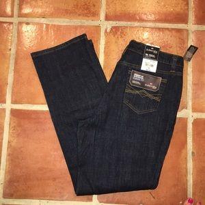 St. John's Bay Denim - 🆕 NWT St. John's Bay Jeans Dark Rinse-10 short