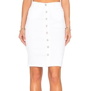 Blank NYC Dresses & Skirts - NWT Blank NYC button front pencil skirt