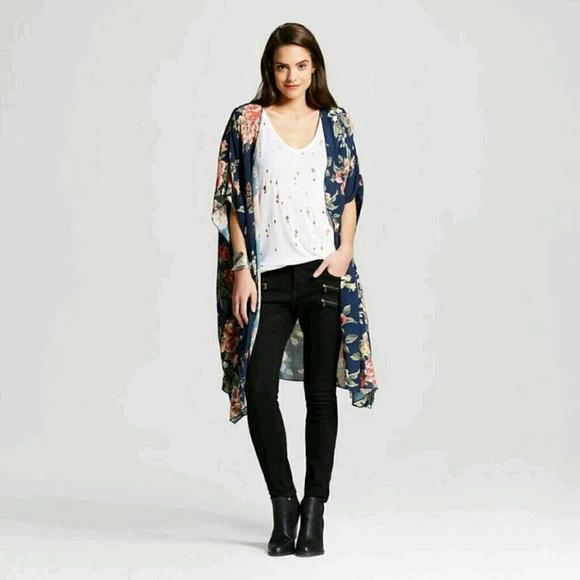 374b795b1e1 Xhilaration Other - Women s Duster Kimono - Xhilaration