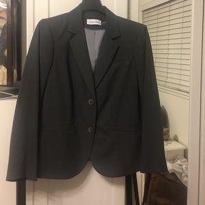 Calvin Klein Suit Separate Jacket