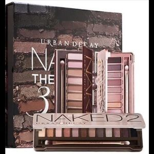 Urban Decay Other - URBAN DECAY Naked The Perfect 3Some Vault