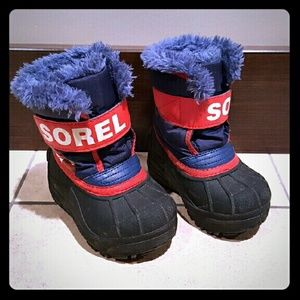 Sorel Other - Sorel toddler snow boots size 6