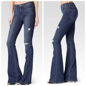 Paige Jeans Denim - ❤️SALE❤️ NWT PAIGE High rise flare jeans