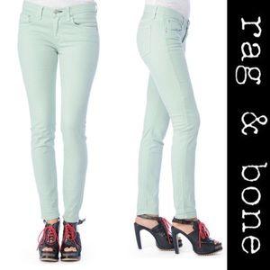rag & bone Denim - ❤️SALE❤️ NWT rag & bone mint leggings skinny