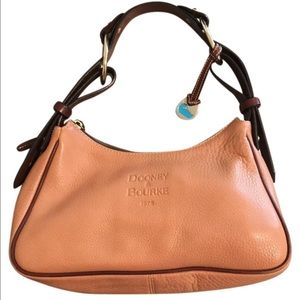 Dooney & Bourke Handbags - Dooney & Bourke Leather Hobo Bag