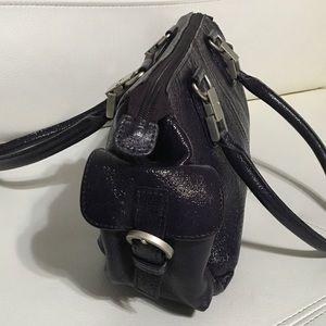 Preston & York Handbags - PRESTON & YORK LEATHER SATCHEL