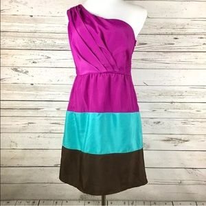 Lily Rose Dresses & Skirts - LILY ROSE Color Block Dress