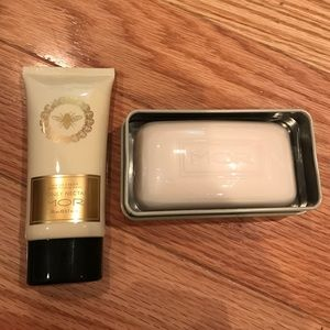 Other - MOR hand cream and bar soap