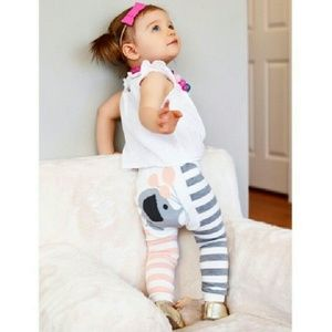 Other - Knitted Designer Bottoms For Baby Girl