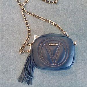 Mario Valentino Handbags - Valentino by Valentino Nina Leather Crossbody