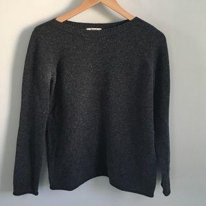 Madewell Sweaters - Gray Madewell Gamine sweater