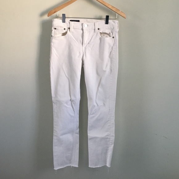 J. Crew Denim - J. Crew petite Reid cone denim in white