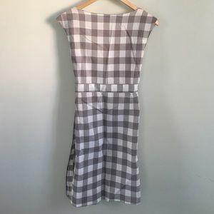 kara line Dresses - Rayon wrap dress