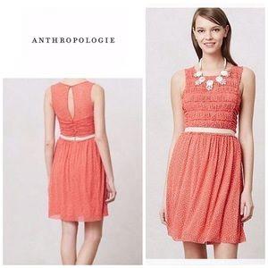 Anthropologie Swiss dot dress - Postmark