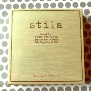 Stila Other - Stay All Day Bronzer For Face & Body (LIGHT)