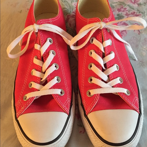 4f25db68f228 Converse Shoes - Hot pink Converse all star size 10