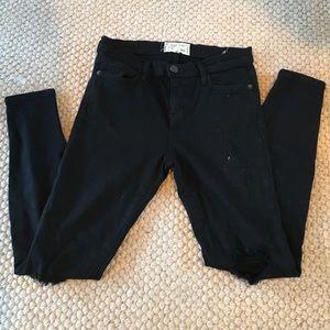 "Current Elliott ""The Stiletto"" Skinny jeans"