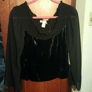 Band of Gypsies top, new