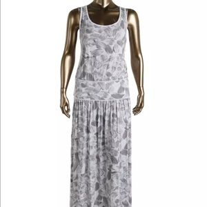 Three Dots Dresses & Skirts - Three Dots Gray Modal Blend Maxi Dress 1X