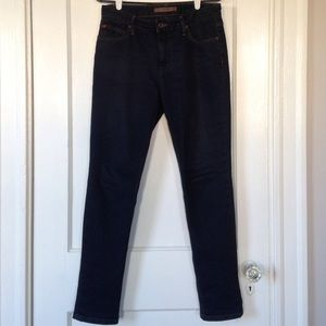 Joe's jeans relaxed slim straight jeans