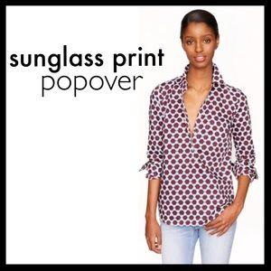 j. crew // sunglass print popover