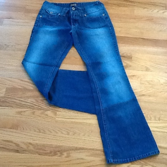 Angels - Angels Flare Jeans Size 11 from ! lori's closet on Poshmark