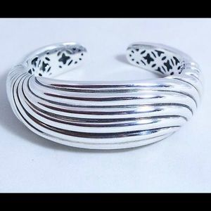 David Yurman Jewelry - David Yurman Sculpted Cable Cuff Bracelet Medium