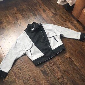 3.1 Phillip Lim Cropped Batwing Jacket