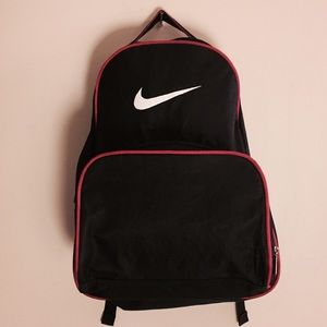Nike Other - Black with red trim NIKE Backpack