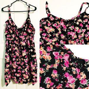 torrid Dresses & Skirts - Floral Challis Dress