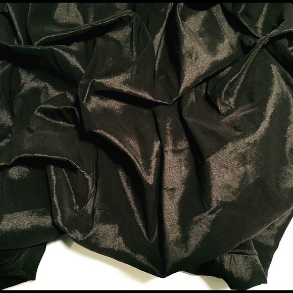 torrid Dresses - EUC Elegant Strapless Bubble Hem Dress