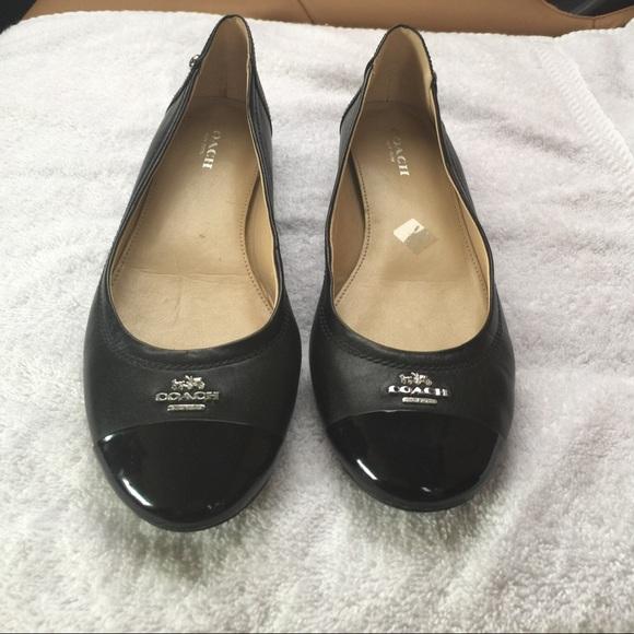 Coach Shoes | Coach Chelsea Flats
