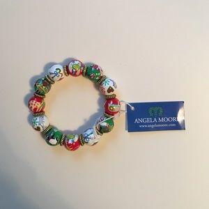 Angela Moore  Jewelry - Angela Moore Christmas Bracelet