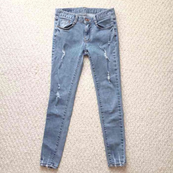 83ee5e432ffb7 SOLD 💌 New Stylenanda Skinny Jeans