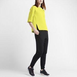 NikeLab Essentials Top in Yellow