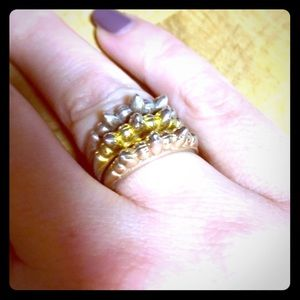Gold Tribal ring from Pamela Love