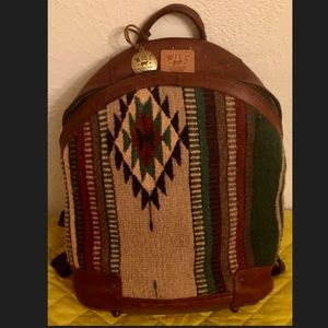 Will Leather Goods Other - RARE Oaxacan Dome Backpack Will Leather Goods