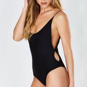 Cutout Bodysuit Black *NEW*