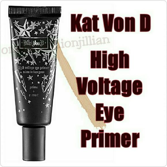 High voltage eye primer kat von d