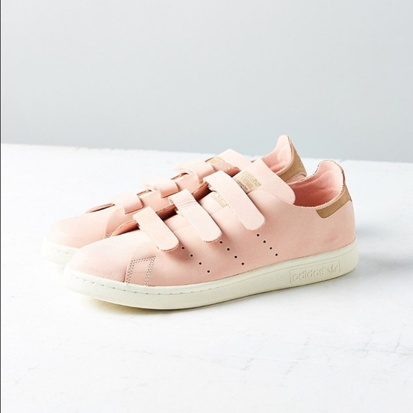 Adidas Stan Smith Nubuck Pink