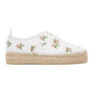 Saint Laurent Shoes - Saint Laurent Espadrille Sneakers