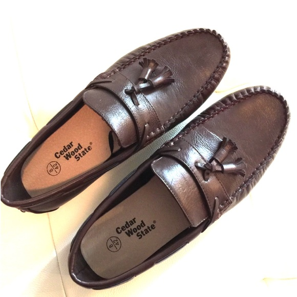 Cedarwood State Leather Shoes