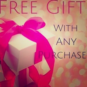 ✨Free Gift With Any Purchase✨