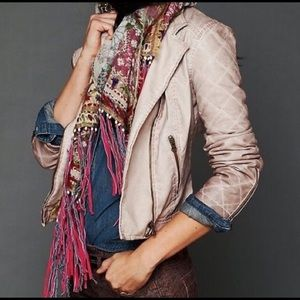 Free People Jackets & Blazers - Free People Motto Leather Jacket