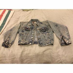 Vintage Jordache Denim jacket