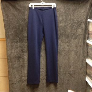 NY&Co. Blue Stretchy Straight Leg Pants