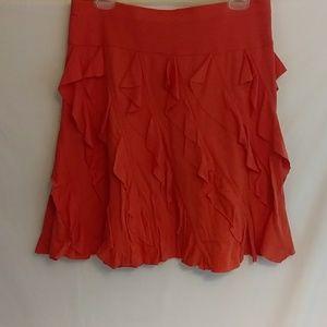 5 for $10 {Cato} Ruffle Skirt