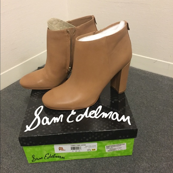 47f672b263b7 Sam Edelman Campbell Boots size 9.5