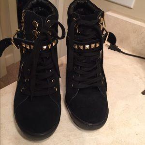 Steve Madden Sneaker Wedge